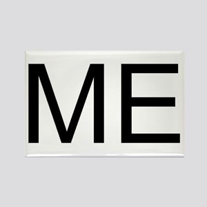 ME - MAINE Rectangle Magnet