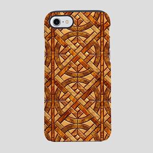 Harvest Moons Celtic Knots iPhone 7 Tough Case