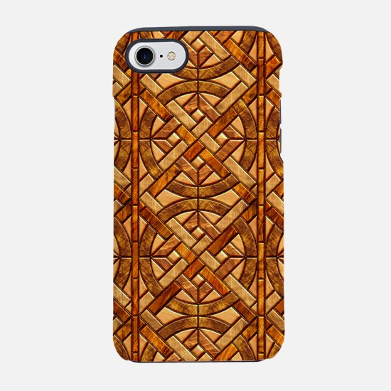 Harvest Moons Celtic Knots iPhone 7 Tough Case