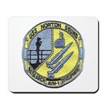 USS NORTON SOUND Mousepad