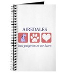 Airedale Terrier Lover Journal