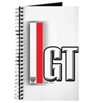 GT Red White Journal