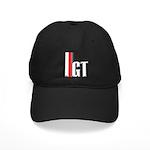 GT Red White Black Cap