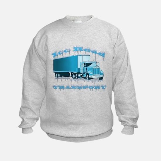 Unique Snow Sweatshirt