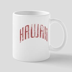 Hawaii Grunge Mug