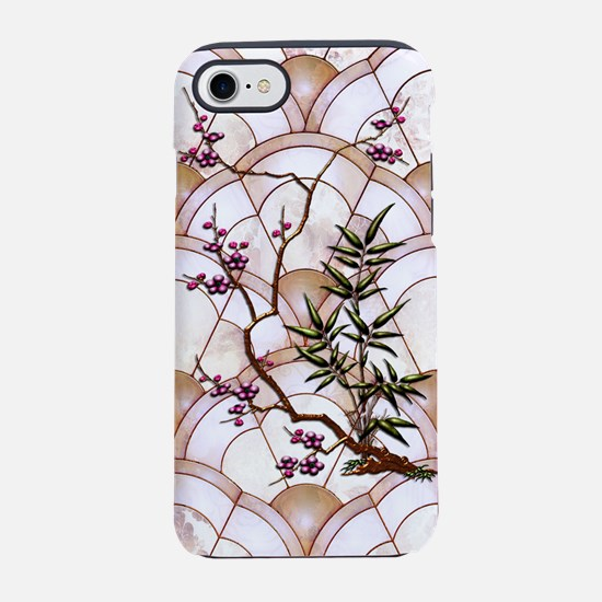 Harvest Moons Zen Twig iPhone 7 Tough Case