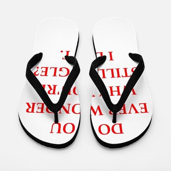 single Flip Flops