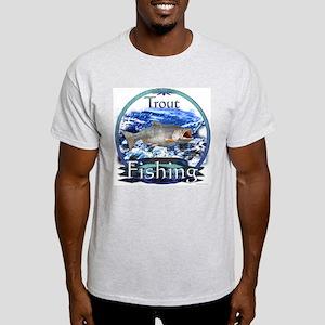 Trout fishing Light T-Shirt