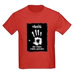 Chalk - The Other White Powder Kids Dark T-Shirt