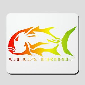 Ulua Tribe Mousepad