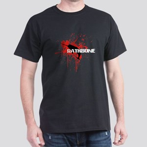 RATHBONE Narwhal Black Tee