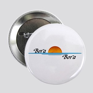 """Bora Bora Sunset 2.25"""" Button"""