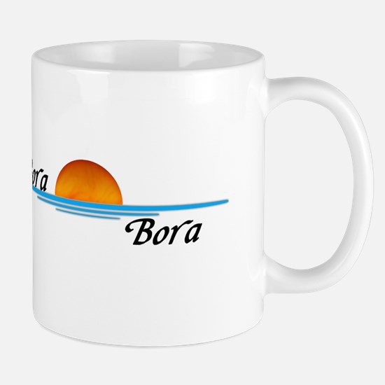 Bora Bora Sunset Mug