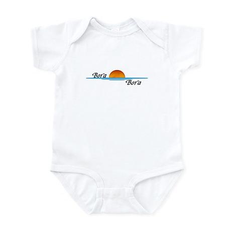 Bora Bora Sunset Infant Bodysuit