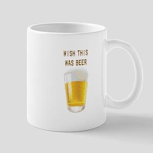 Wish this was beer coffee mug