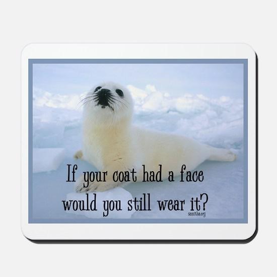 Seal Coat Mousepad