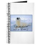 Seal Coat Journal