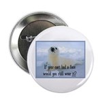 """Seal Coat 2.25"""" Button (10 pack)"""