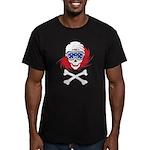 Lil' McTwisty Men's Fitted T-Shirt (dark)