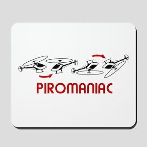 Piromaniac Mousepad