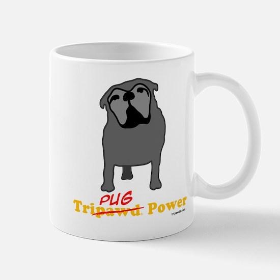 Tri-Pug Power Mug
