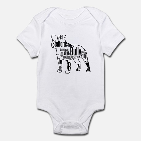 Bully Art - Infant Bodysuit