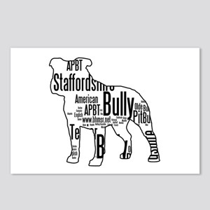 Bully Art - Postcards (Package of 8)