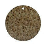 Tall Grass Ornament (Round)