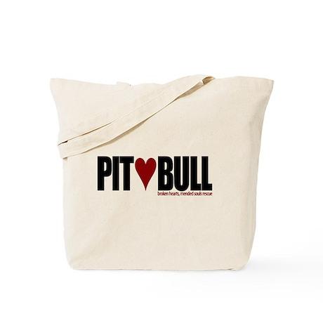 Pit (Love) Bull - Tote Bag