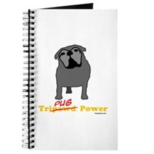Tri-Pug Power Journal