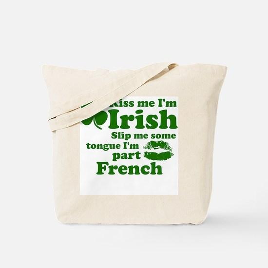 Cute Irish heritage Tote Bag