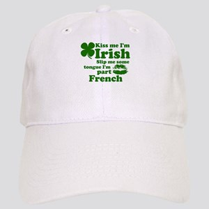 8914f740e2b Kiss me I m Irish shamrock Cap.  15.95.  19.99 · Cap