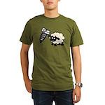 Screw Ewe Organic Men's T-Shirt (dark)
