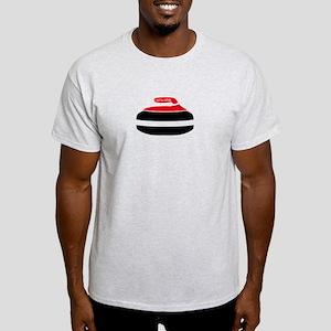 boneHeadsT curling - Light T-Shirt