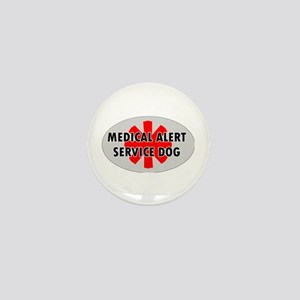 SERVICE DOG SHOP Mini Button