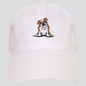516bcd69473 Bulldog Hats - CafePress