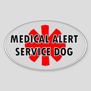SERVICE DOG SHOP Sticker