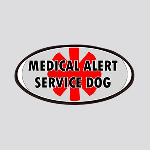 SERVICE DOG SHOP Patch