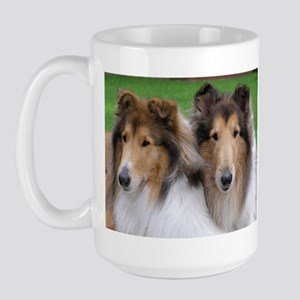 Collie Friends Mugs