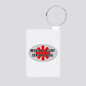 SERVICE DOG SHOP Keychains
