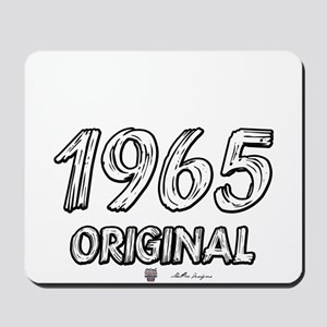 Mustang 1965 Mousepad