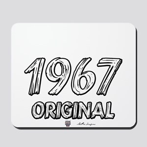 Mustang 1967 Mousepad
