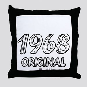 Mustang 1968 Throw Pillow