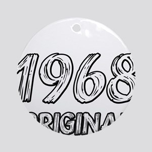Mustang 1968 Ornament (Round)