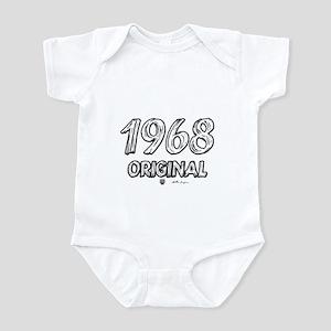 Mustang 1968 Infant Bodysuit