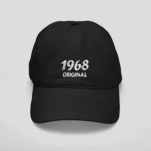 Mustang 1968 Black Cap