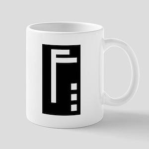 Craftsman F Mug