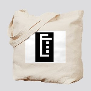 Craftsman E Tote Bag