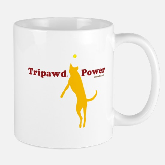 Tripawd Power Mug