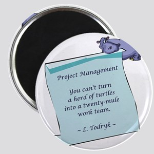 Project Managers Magnet